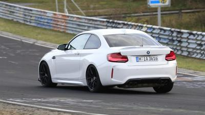 BMW M2 CS o CSL