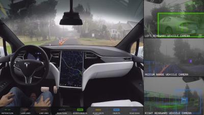 Guida autonoma Italia