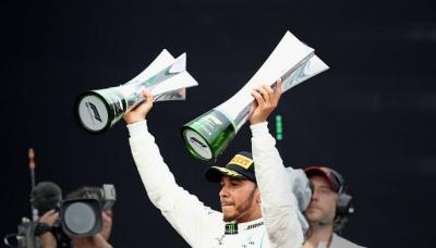 F1 GP Brasile 2018