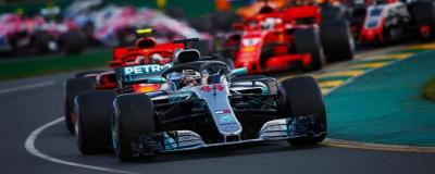 F1, ante GP d'Australia 2019