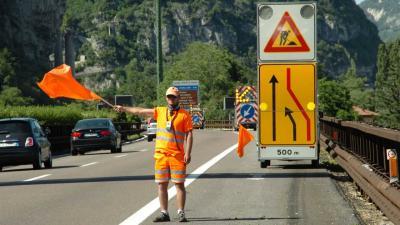 Cantieri autostrade