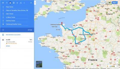 Realtà aumentata Maps