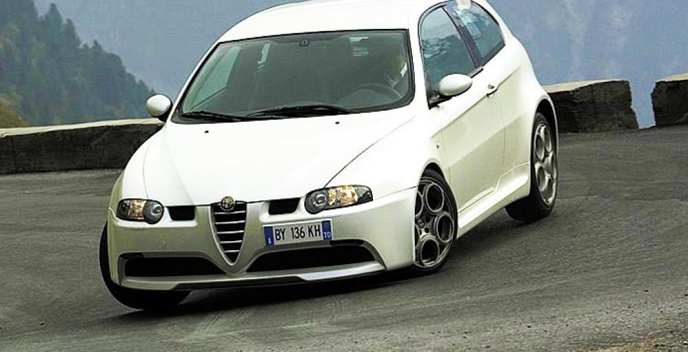 vendita economica sfumature di marchio famoso Alfa Romeo 147 GTA, la storia - Automobilismo