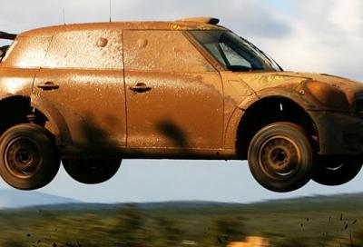 MINI WRC  è la Macchina da Rally dell'Anno