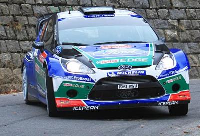 Sport: WRC Rallye Montecarlo 2012