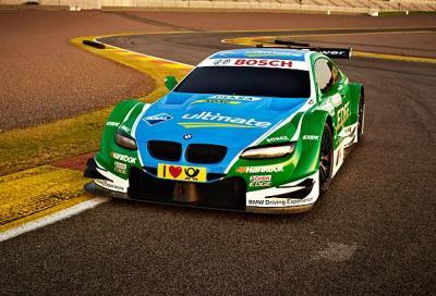 Sport: Castrol EDGE BMW M3 DTM