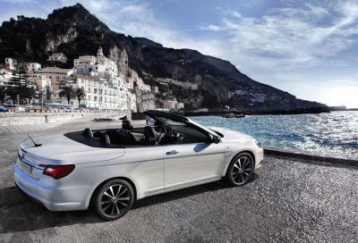 Lancia Flavia Cabrio e novità Ginevra 2012