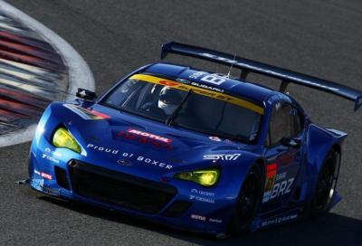 Subaru BRZ GT300, conclusi i test