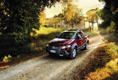 Fiat Strada by Lumberjack