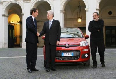 Monti: Fiat può scegliere dove investire