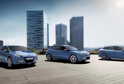 Renault Mégane Model Year 2012