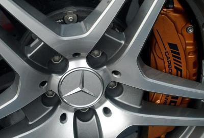 Freni: Brembo nell'olimpo dei fornitori Daimler