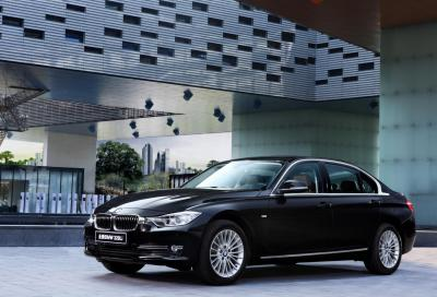 BMW al Salone Auto China 2012