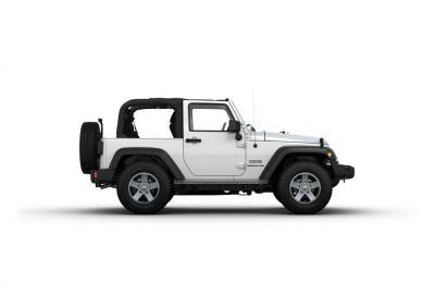 Jeep, è pronta la Wrangler 'Summer Edition'