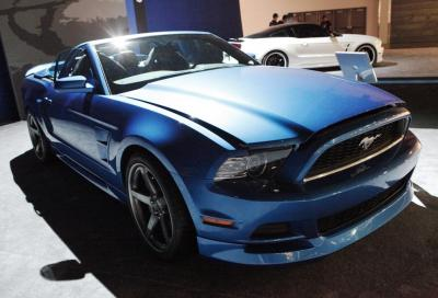 SEMA 2012 , muscle car e super car