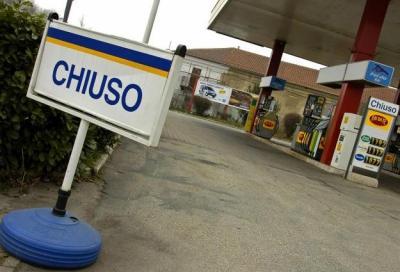 Sciopero benzinai dal 12 al 14 dicembre: tutti i distributori chiusi