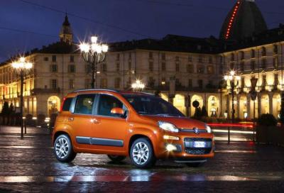 Fiat Panda a ottobre entra in top ten vendite europee