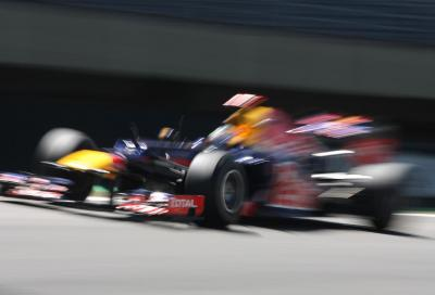 Il Mondiale F1 2012 in numeri