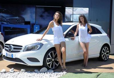 La nuova Mercedes Classe A conquista 5 stelle EuroNCAP