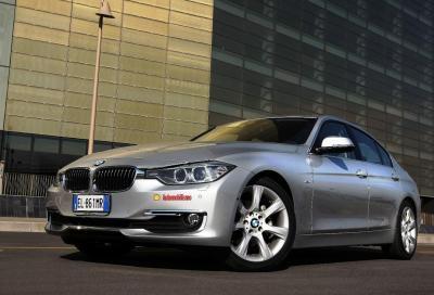 BMW 320d, la nostra prova!