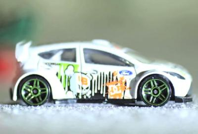 Ford: la Gimkana di Ken Block diventa Snowkana