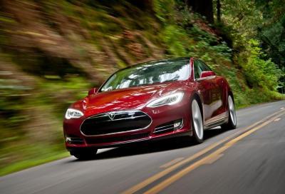 Tesla, la Model S è in vendita anche in europa