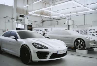 Design, come è nata la Porsche Panamera Sport Turismo