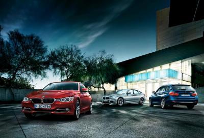 BMW presenta la Serie 3 Gran Turismo