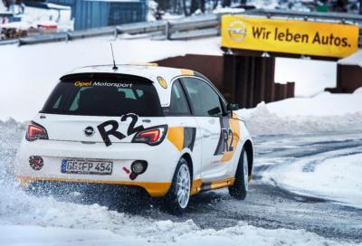 Opel, Valentino Rossi è il nuovo testimonial