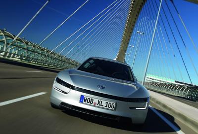 Volkswagen XL1, pronta l'auto da 1 litro