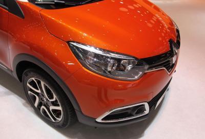 Renault Captur 2013, nasce dalla Clio per la giungla urbana