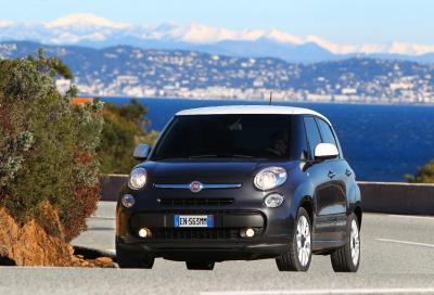 Fiat 500L 1.6 Multijet: impressioni di guida
