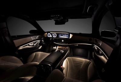 Nuova Mercedes Classe S 2013, benvenuti a bordo