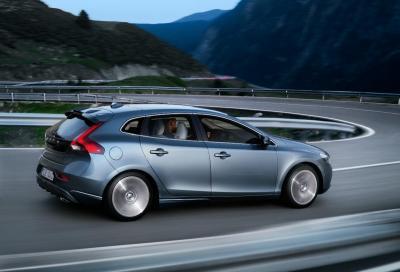 Volvo V40: arriva il motore 1.6 da 120 CV