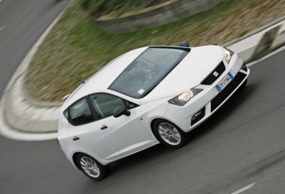 Seat Ibiza 1.6 Bi Fuel, la nostra prova
