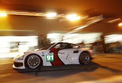 Porsche, è pronta la 911 RSR 2013