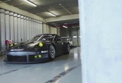 Video: Porsche 911 RSR 2013, i test a Portimao