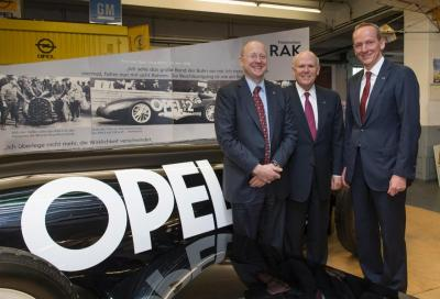 GM: 4 miliardi di euro nel futuro di Opel entro il 2016