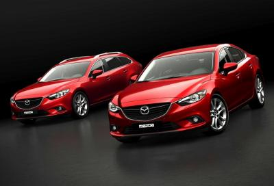 Mazda ritorna al profitto nel 2013
