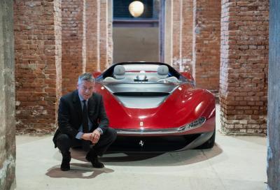 Pininfarina Sergio, Made in Italy