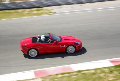 Jaguar F-Type S, le nostre impressioni