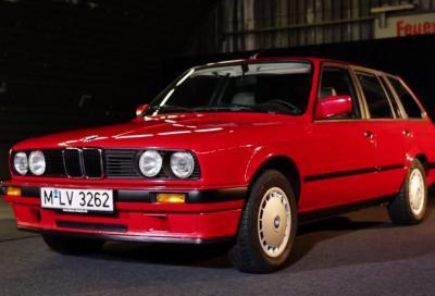 Sapete come è nata la BMW Serie 3 Touring?