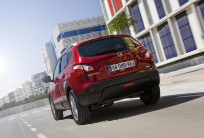 Nissan Qashqai, DIESEL SHOCK e altre novità
