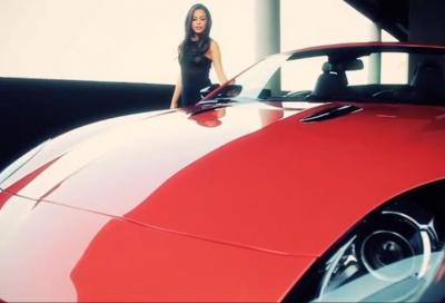 La Jaguar e la coniglietta di Playboy