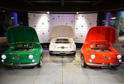 Fiat 500 con frigo nel cofano, l'ultima di Lapo