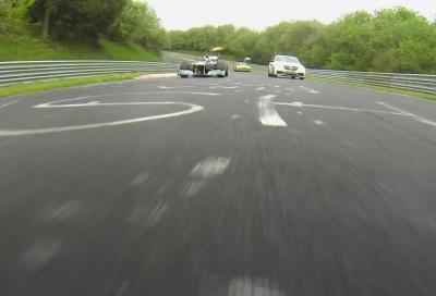 Mercedes AMG, sfida sulla Nordschleife