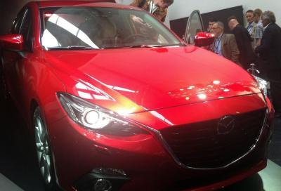 Nuova Mazda3 2014