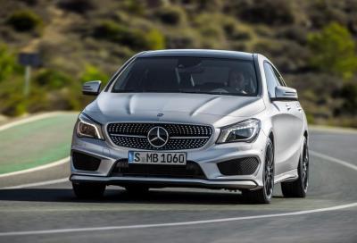 Arrivano le prime Mercedes per neopatentati