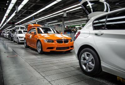 BMW, assemblata l'ultima M3 Coupé