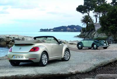 Volkswagen Maggiolino Cabriolet, prime impressioni